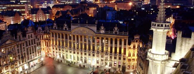Uma rota low cost por Bruxelas