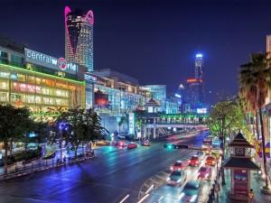Banguekok, Tailândia