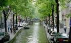 Diversão pelas ruas de Amesterdão